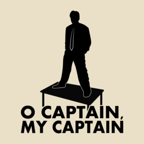 o captain my captain essay questions