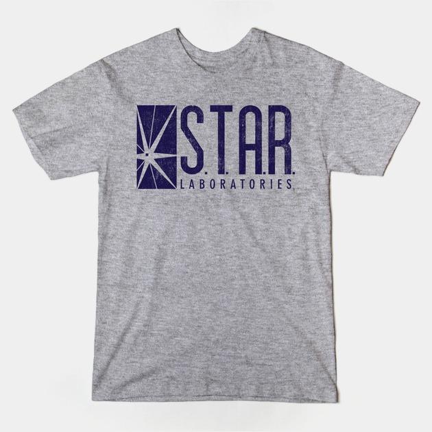 T Shirts Star Labs Teepublic