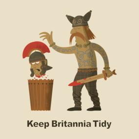 Keep Britannia Tidy