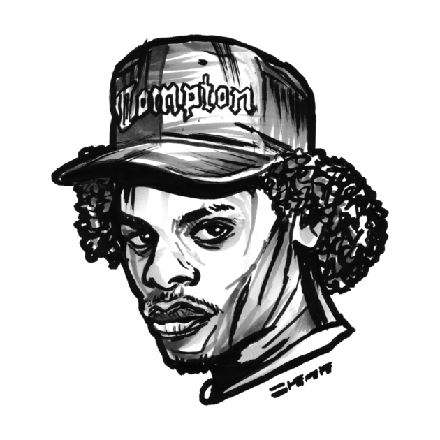 Eazy E Coloring Pages Coloring