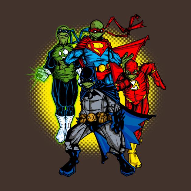 Teenage Mutant Justice League