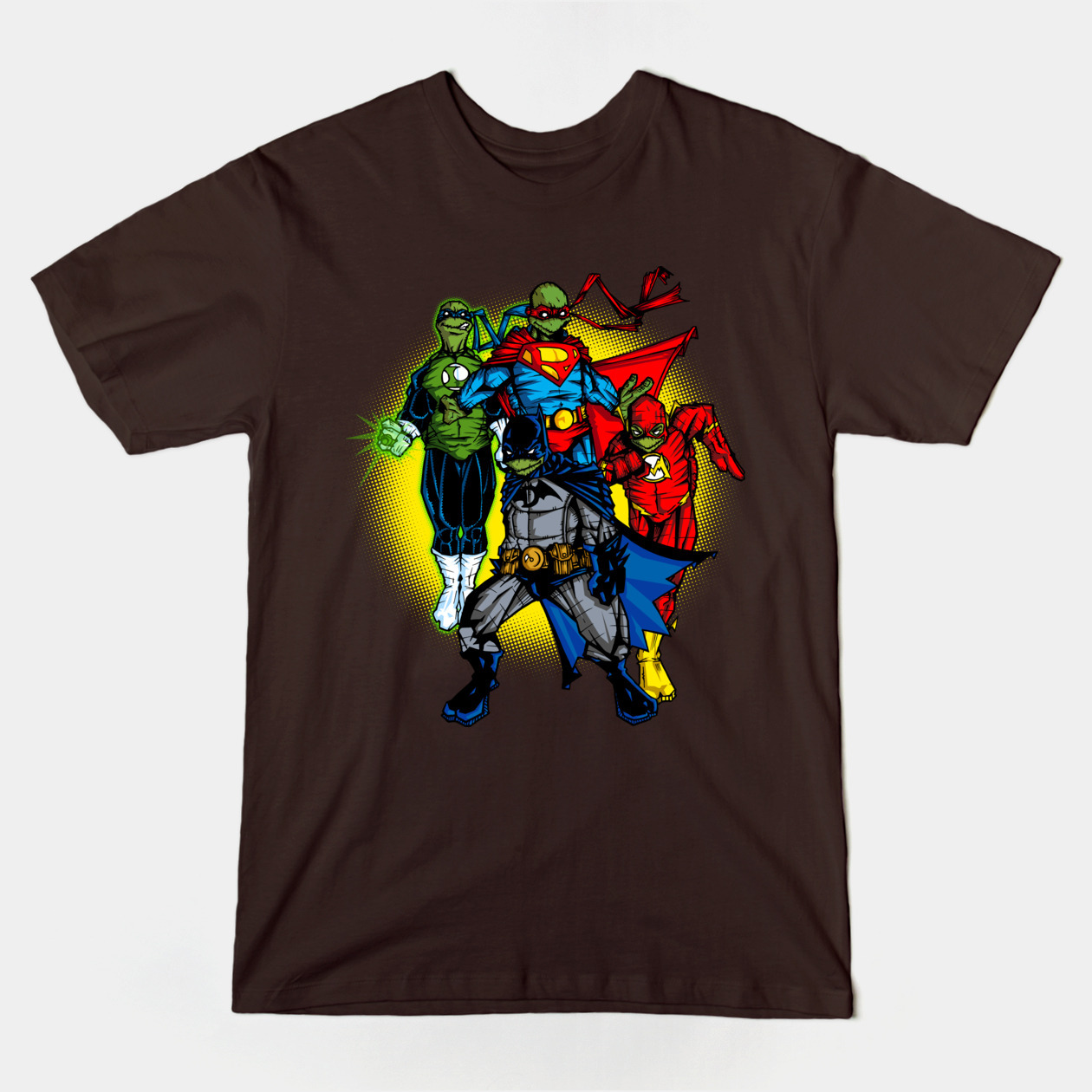Teenage Mutant Justice League