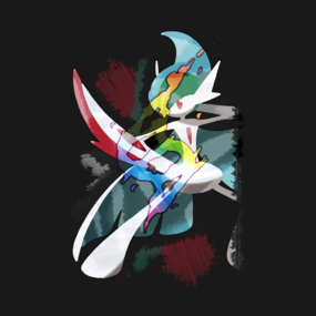 Pokemon - Gallade Megaevolution