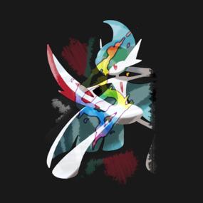 Pokemon - Gallade Megaevolution