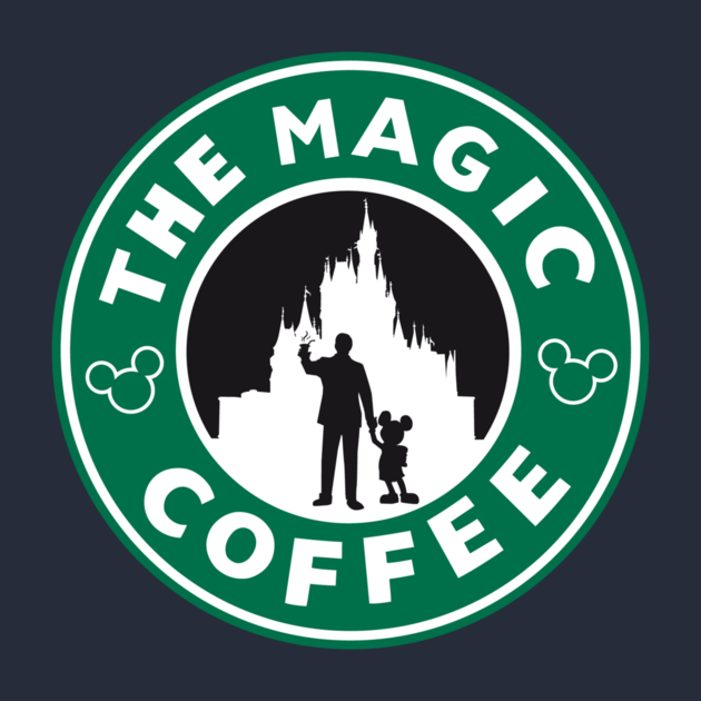Shirts, The Magic Coffee   TeePublic