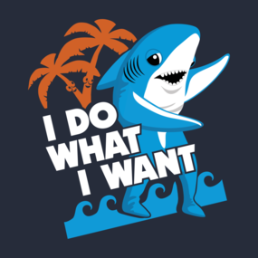 Left Shark I Do What I Want