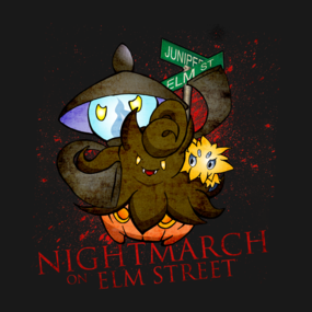 Nightmarch on Elm Street