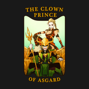 Clown Prince of Asgard