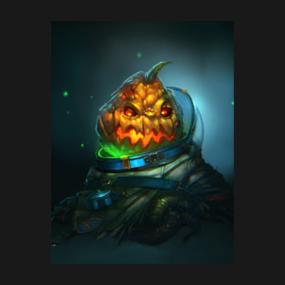 Cosmo Halloween