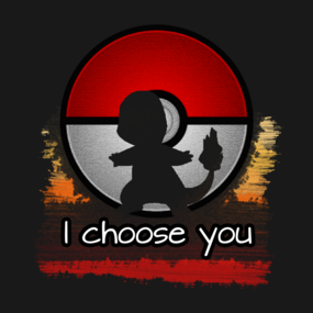 Pokemon - I choose you - Charmander version