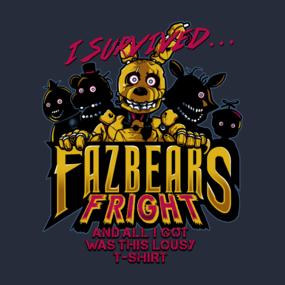 Fazbear's Fright