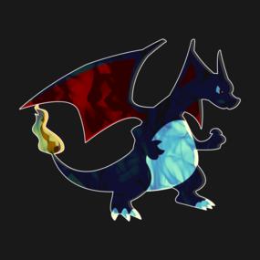 Pokemon - Shiny Charizard