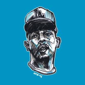 Kendrick Lamar LA Cap