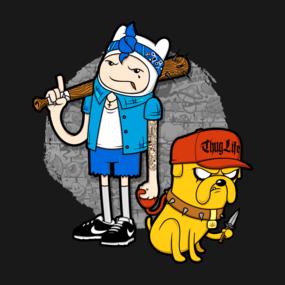 Adventure Crime