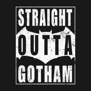 Straight Outta Gotham