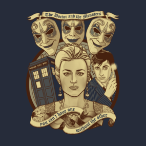 The Doctor and the monsters