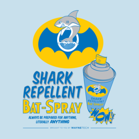 Shark Repellent Bat-Spray