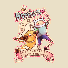 Adventure homies