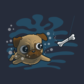 Nevermind the wet pug smell