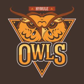 Hyrule Owls