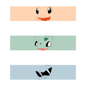Original Starter Pokemon