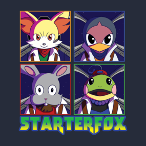 STARTERFOX: Pokemon Unit