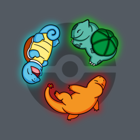 Sleepy Starter Pokemon