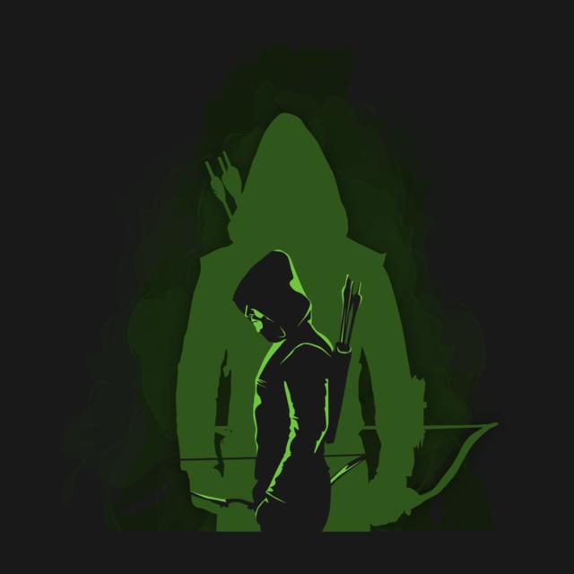 Green shadow