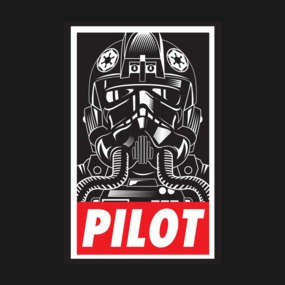 PILOT - TIE FIGHTER