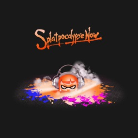 Splatpocalypse Now