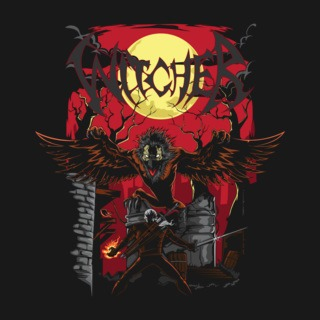 Unofficial Witcher Metal Band Tee