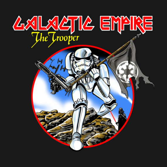 Galactic Empire The Trooper