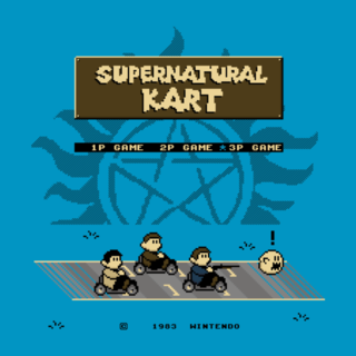Supernatural Kart