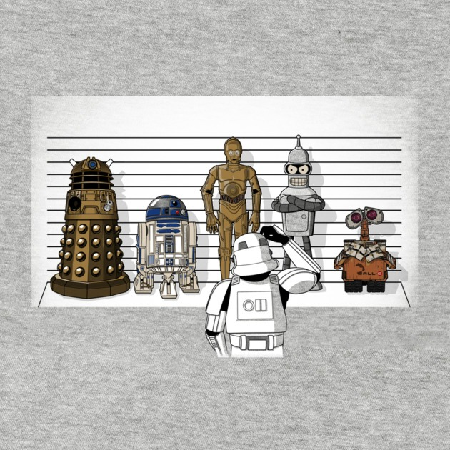 Are These The Droids You're Looking For T-Shirt