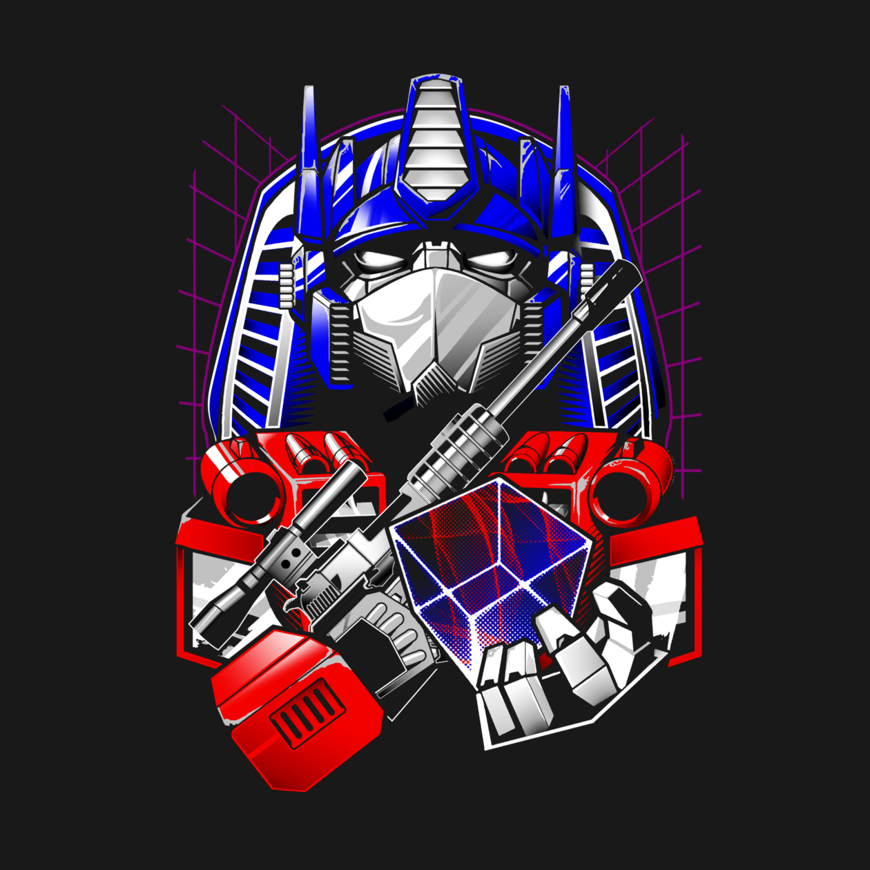 Optimus tut - Optimus prime dessin ...