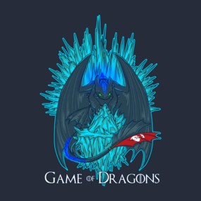 Game of Dragons - HTTYD2/GoT (With Text)