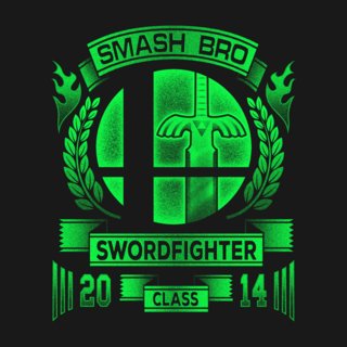 Smash Bro - Swordfighter
