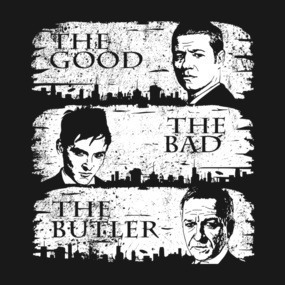 The Good, The Bad and The Butler