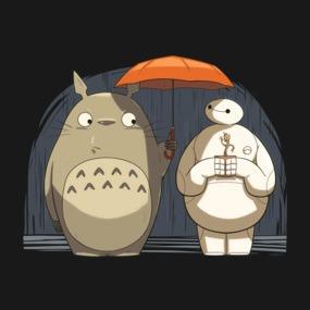 Totoro's New Neighbors
