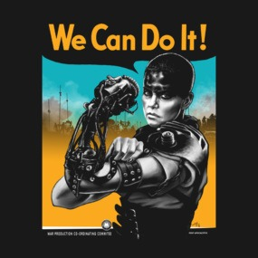 We Can Do It (Furiously)