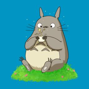 Totoro's New Friend