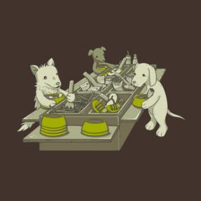 Dog Buffet