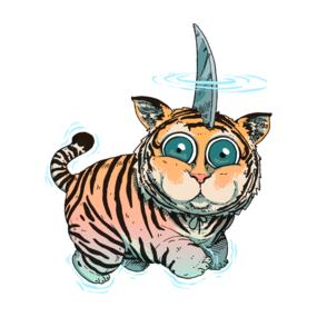 Tiger Shark!