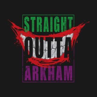 Straight Outta Arkham (Color)