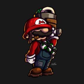 Combat Mario