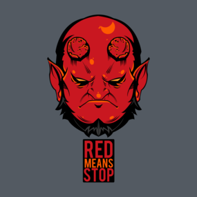 Red Means Stop