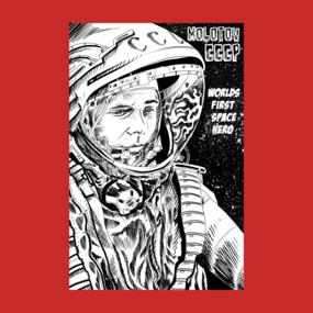 Molotov Cosmonaut