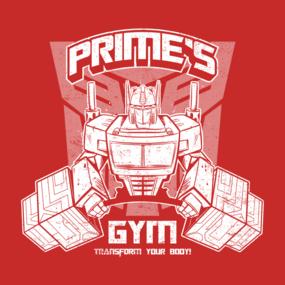 Prime's Gym