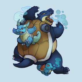 Gen1 : Waterbearer