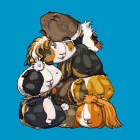 Pile O' Guinea Pigs